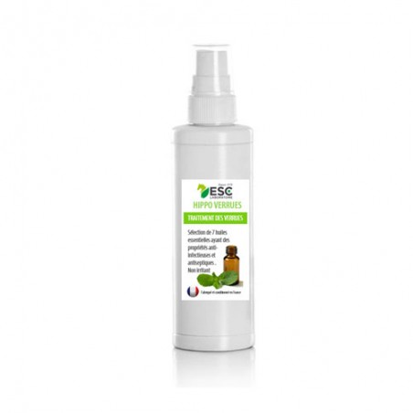 Hippo verrues spray