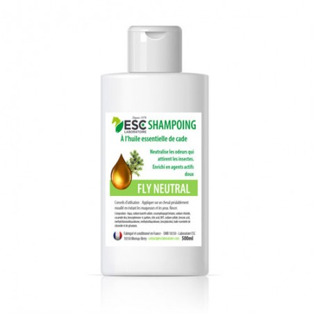 Shampoing anti-mouches fly neutral