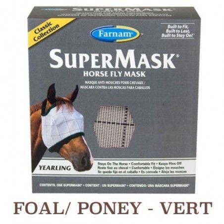 Supermask anti-mouches sans oreilles