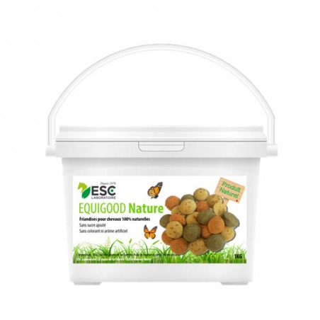 Friandise pour chevaux Equigood nature