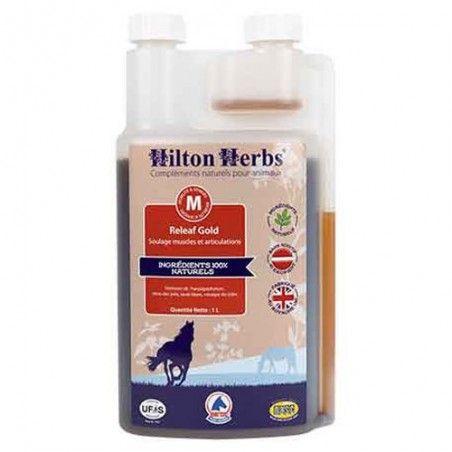 releaf gold hilton herbs