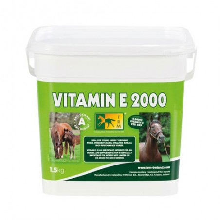 Vitamine E 2000 TRM