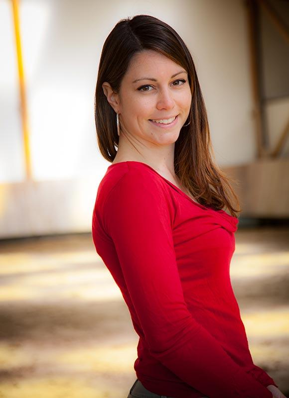 Pauline Cantet, fondatrice de classequine
