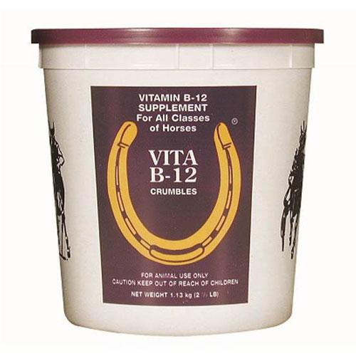 Vitamin B12 crumble cheval
