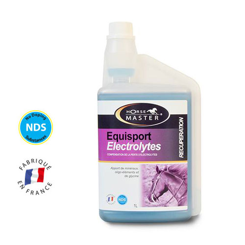 EQUISPORT Electrolytes cheval