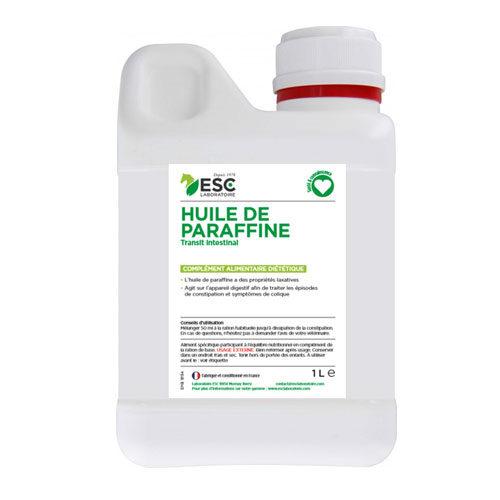 huile de paraffine