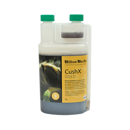 Cush X Gold Hilto Herbs