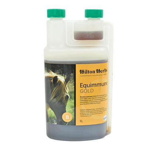 Equimmune gold hilton herbs