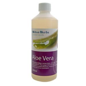 Aloe Vera chevaux