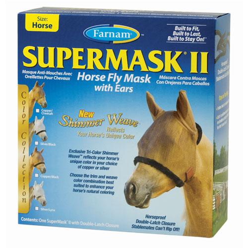 Supermask anti-mouches AVEC oreilles