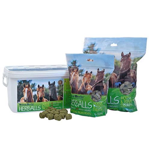 Friandise pour chevaux Herballs