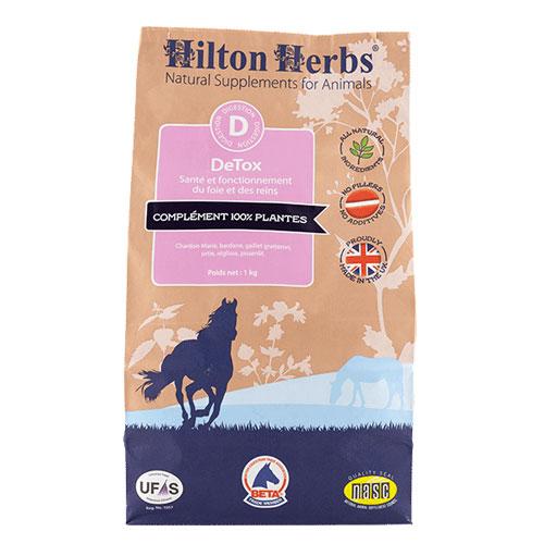 De-tox hilton herbs