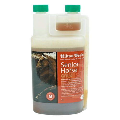 senior horse gold hilton herbs