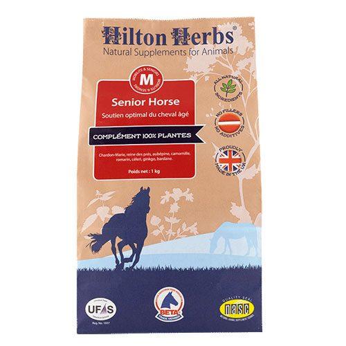 senior horse hilton herbs